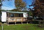 Camping  Acceptant les animaux Houlgate - Camping Risle Seine Les Etangs-4