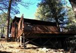 Location vacances Ruidoso Downs - La Luz Lodge Two-bedroom Holiday Home-2