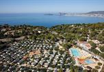 Camping Aix-en-Provence QuartierLes Milles - Homair - La Baie des Anges-1
