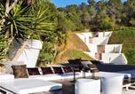Location vacances Sant Josep de sa Talaia - Four-Bedroom Villa in Sant Josep de Sa Talaia / San Jose with Mountain View-1