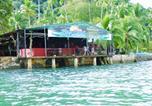 Hôtel Golfito - Lola Cabinas Playa Cacao-3