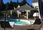 Hôtel Saint-Pardoux-l'Ortigier - Chambre Villa Dolce Vita-2