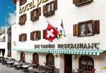 Hôtel Zillis-Reischen - Hotel Piz Tambo-2