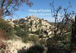 Location vacances Cabrières-d'Avignon - Villa in Gordes V-1