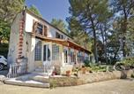 Location vacances Lioux - Holiday Home Les Vallons - 06-4