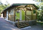 Camping avec Site nature Quillan - Camping Sites et Paysages La Serre-2