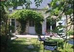 Location vacances Escolives-Sainte-Camille - Apartment Ploemeur - 7 pers, 120 m2, 6/3-1
