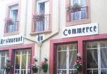 Hôtel Le Clerjus - Hotel du Commerce-1