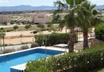 Location vacances Fuente Álamo de Murcia - Corvera Golf Apartment-2