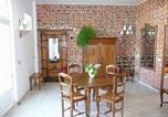 Location vacances Quesmy - La Maison Fleurie-4