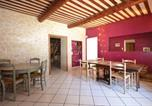 Location vacances Loriol-du-Comtat - Holiday Home Carpentras with a Fireplace 05-2