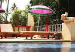Hôtel Maret - Family Samui Pink House-4