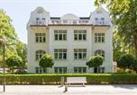 Hôtel Börgerende-Rethwisch - Hotel Am Strand-1