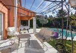 Location vacances Andon - Three-Bedroom Holiday Home in Saint Vallier de Thiey-3
