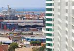 Location vacances Casablanca - Appartement Mogador Casablanca-1