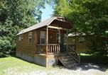 Villages vacances Killington - Lake George Escape 28 ft. Cabin 6-1