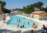 Camping avec Club enfants / Top famille Sausset-les-Pins - Camping Lou Cigalon-1
