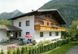Location vacances Holzgau - Chalet Selbstversorgerhaus Lumper 1-1