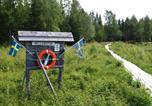 Location vacances Skellefteå - Piteå Island Cottage Mellerstön-2