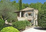 Location vacances Bésignan - Holiday Home Les Adrets-1