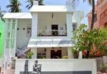 Location vacances Pondicherry - La Maison Blanche-4