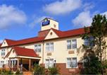 Hôtel Stafford - Days Inn and Suites Sugar Land