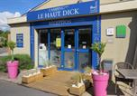 Camping avec Accès direct plage Houlgate - Flower Camping Le Haut Dick-1