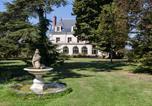 Hôtel Lussault-sur-Loire - Chateau de Bondesir - Chambres d'hôtes-4