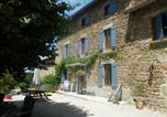 Hôtel Vertolaye - Ferme du Tilleul-1