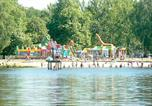 Camping avec WIFI Champs-Romain - Flower Camping L'Air du Lac-4