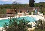 Location vacances Thiviers - Holiday Home St Pierre de Cole I-4