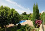Location vacances Costitx - Holiday home Costitx - Jardi-3