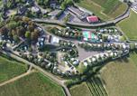 Camping avec Site nature Bourgogne - Camping La Grappe d'Or-1