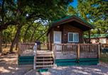 Villages vacances Carlsbad - Pio Pico Camping Resort One-Bedroom Cabin 13-1