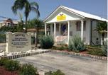 Hôtel Palm Beach - New England Motor Lodge-1