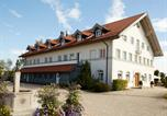 Hôtel Waldkraiburg - Pfaffinger Hof-2