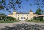 Hôtel Sigalens - Chateau Les Pericots-3