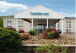 Hôtel Morgantown - Quality Inn Waynesburg-1