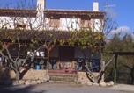 Location vacances Moratalla - Hospederia La Tejera-4