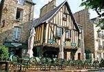 Hôtel Saint-Samson-sur-Rance - Au Vieux Saint Sauveur-1