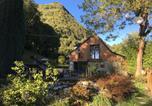 Camping avec WIFI Hautes-Pyrénées - Camping Sites et Paysages La Forêt Lourdes-4