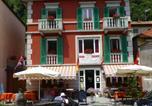 Hôtel Porlezza - Caffè del Viaggiatore-1