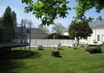 Location vacances Cravant-les-Côteaux - Le Clos de la Chapelle - Gîte Les Magnolias-4