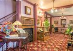 Hôtel Alpine - Julian Gold Rush Hotel-1