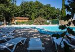 Camping Vieille ville d'Avignon - Camping Le Bois des Ecureuils-1