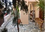Location vacances Πλατανιάς - Ilias Apartments-1