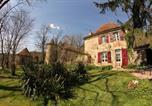 Location vacances Naussac - Chateau de Saint Dau-1