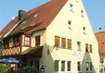 Hôtel Gunzenhausen - Hotel Gasthof Krone-4