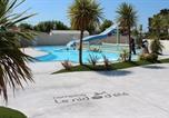 Camping avec Quartiers VIP / Premium Bretignolles-sur-Mer - Camping Le Nid d'Eté-1