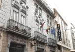 Hôtel Albacete - Hotel Albacete-3